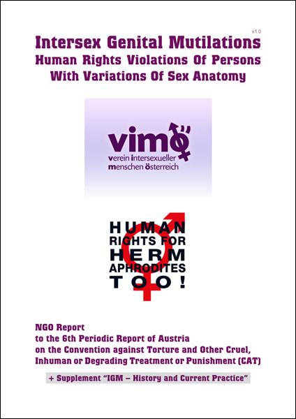 2015 CAT Austria NGO Report VIMÖ StopIGM.org Intersex