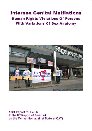 2016 CRC Denmark NGO Report Intersex IGM
